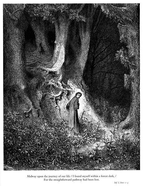 dore forest dark